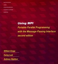 Using MPI, Second Edition