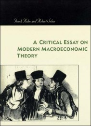 Critical Essay on Modern Macroeconomic Theory