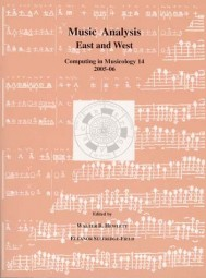 Music Analysis East and West