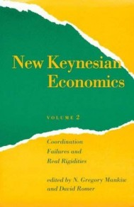 New Keynesian Economics, Volume 2