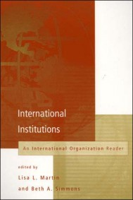 International Institutions