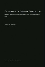 Physiology of Speech Production