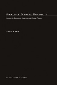 Models of Bounded Rationality, Volume 1