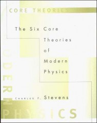 The Six Core Theories of Modern Physics