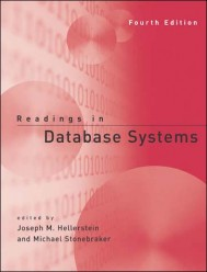 Readings in Database Systems, Fourth Edition