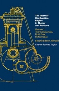 Internal Combustion Engine in Theory and Practice, Second Edition, Revised, Volume 1