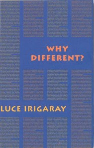 Why Different?