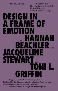 Design in a Frame of Emotion