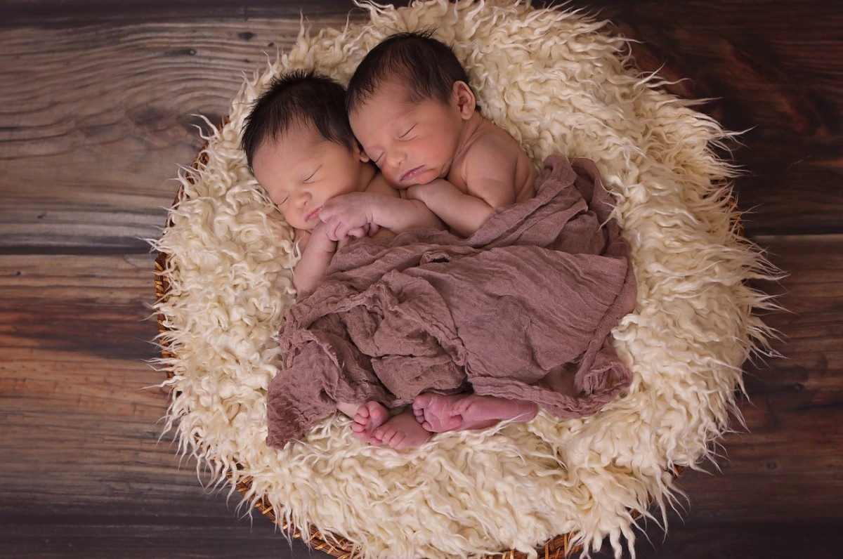 On November 25th 2018 scientist He Jiankui claimed the birth of the world's first genetically engineered children: twins.