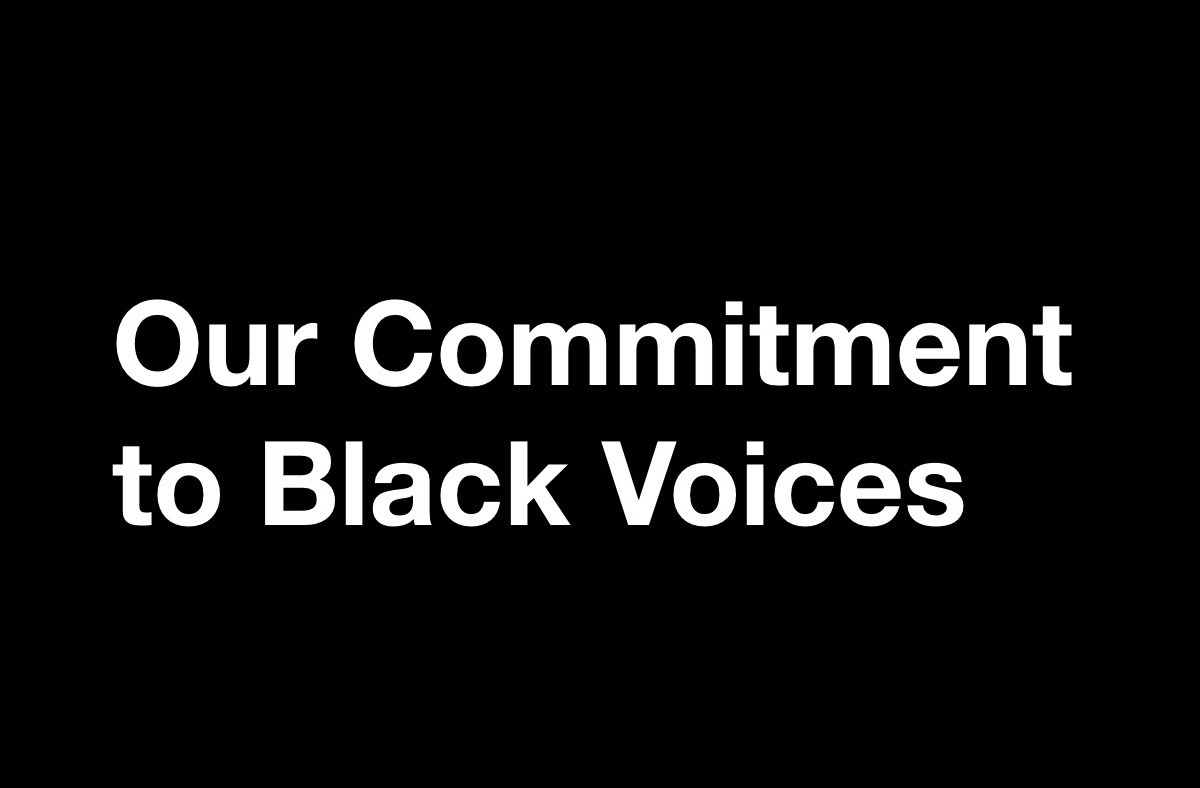 Our Commitment to Black Voices