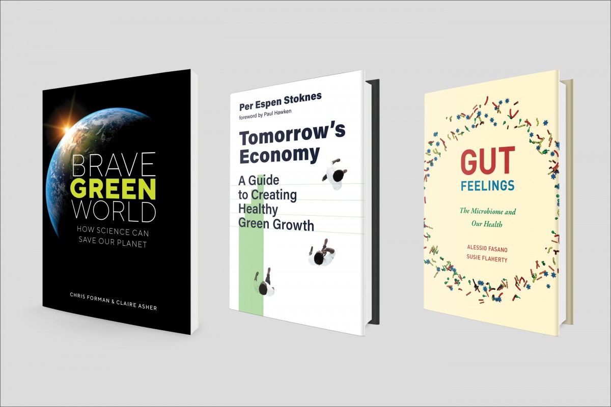 Brave Green World, Tomorrow's Economy, and Gut Feelings