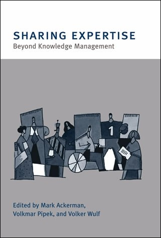 sharing expertise the mit press