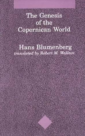 The Genesis of the Copernican World