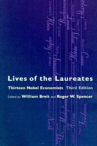 Lives of the Laureates, Third Edition