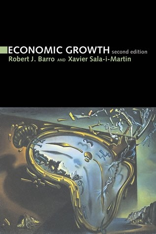 Economic Growth, Second Edition
