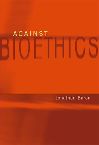 bioethics in canada a philosophical introduction pdf