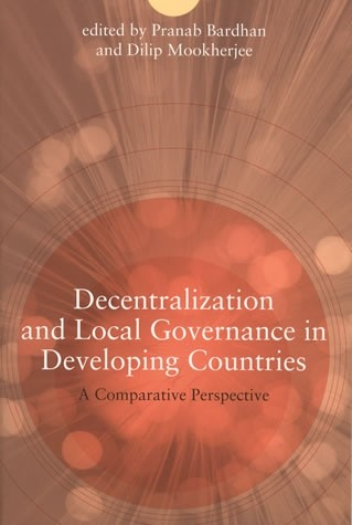 Decentralization and Local Governance in Developing Countries