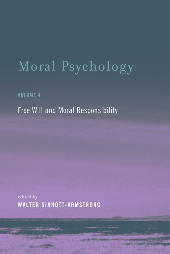 Moral Psychology, Volume 4