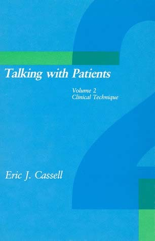 Talking with Patients, Volume 2