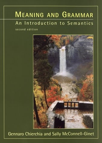 Meaning and Grammar, Second Edition
