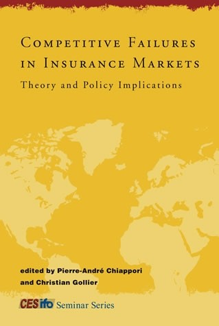 Competitive Failures in Insurance Markets