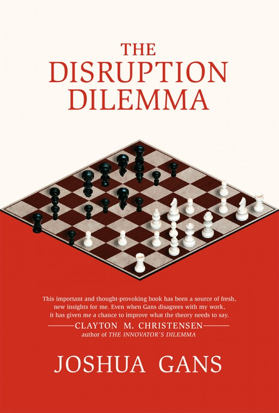 The disruption dilemma the mit press the disruption dilemma fandeluxe Image collections