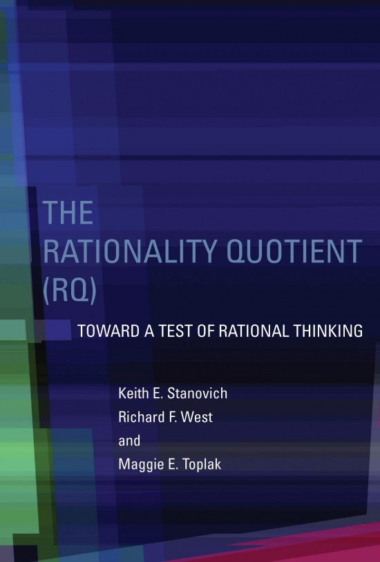 The Rationality Quotient | The MIT Press