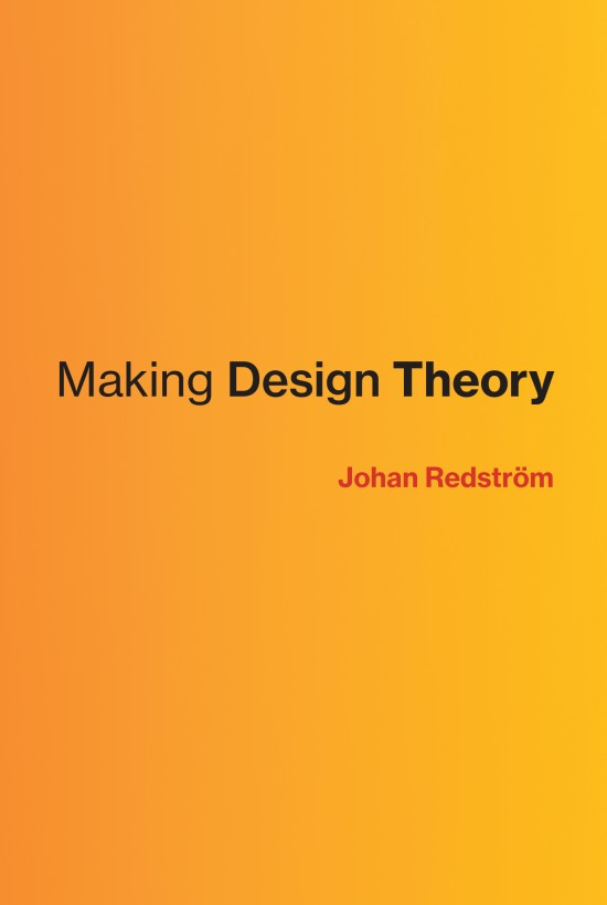 Making Design Theory