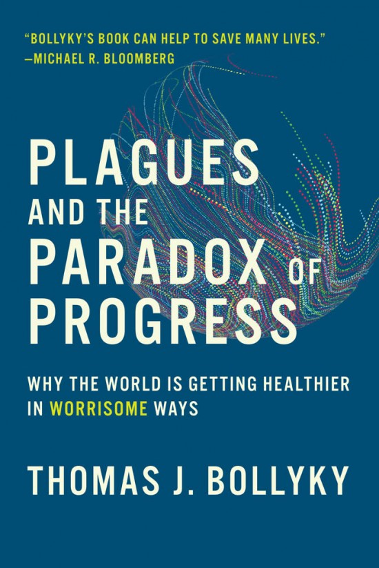 Plagues and the Paradox of Progress