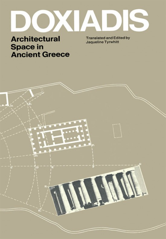 Architectural Space in Ancient Greece
