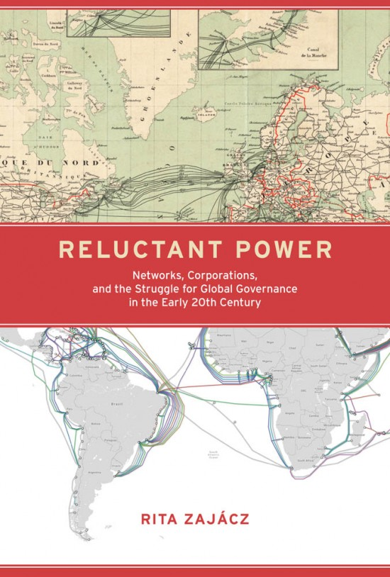 Reluctant Power cover