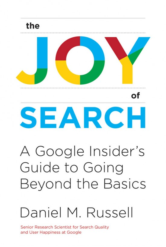 Joy of Search cover