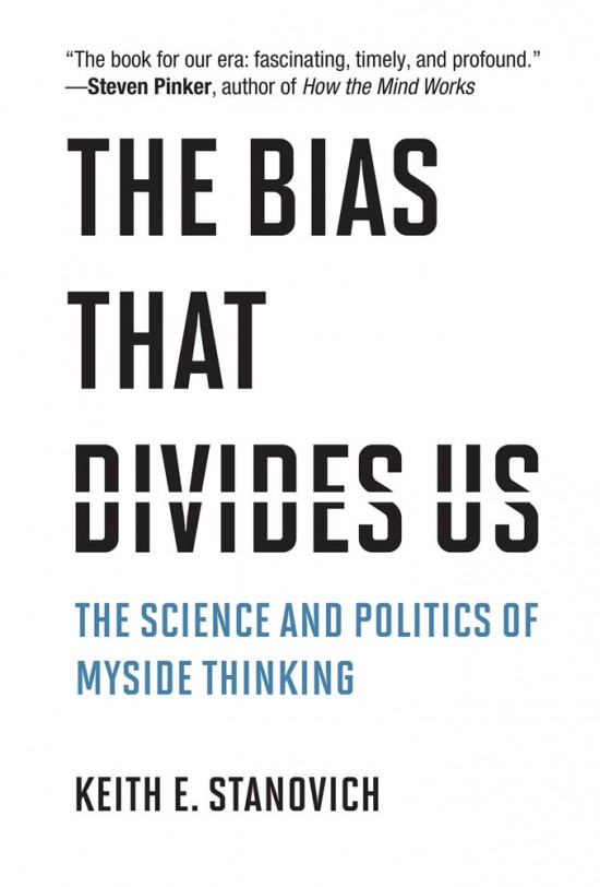The Bias That Divides Us