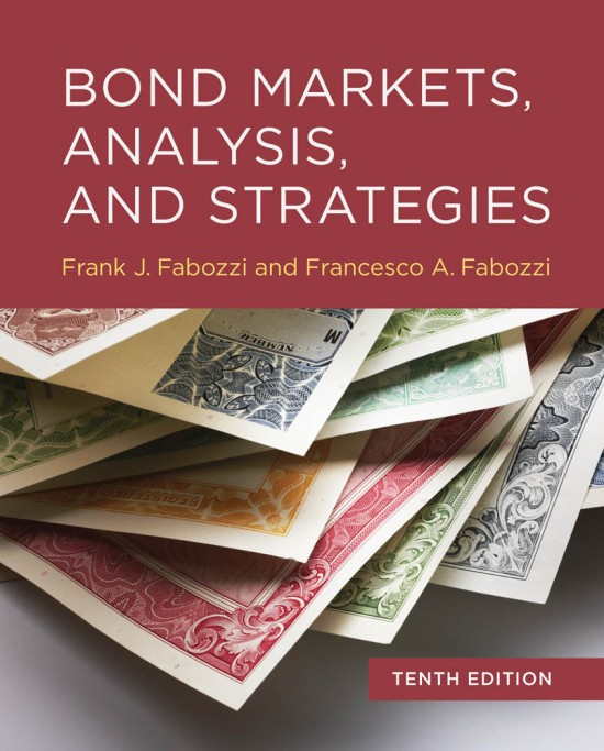 Bond Markets, Analysis, and Strategies, Tenth Edition