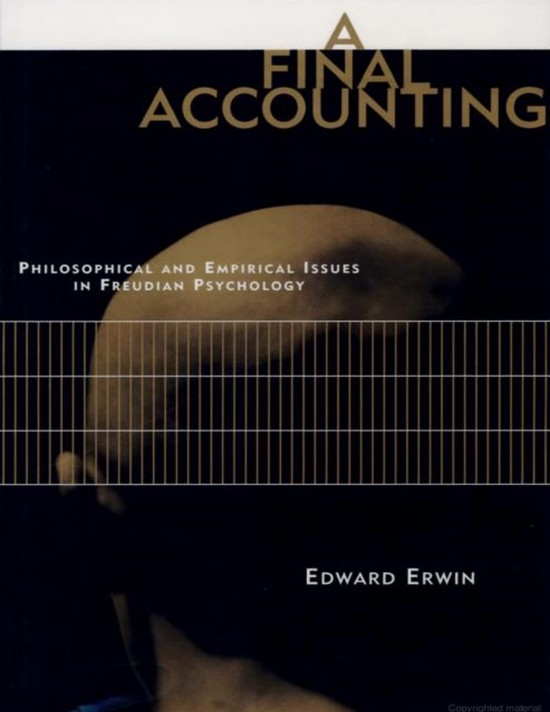 A Final Accounting