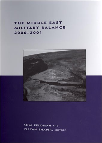 The Middle East Military Balance 2000–2001