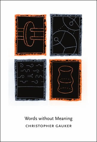 Words without Meaning