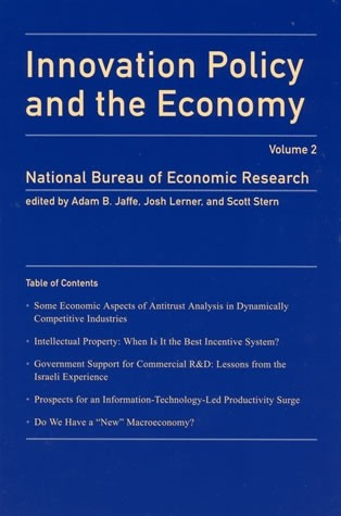 Innovation Policy and the Economy, Volume 2