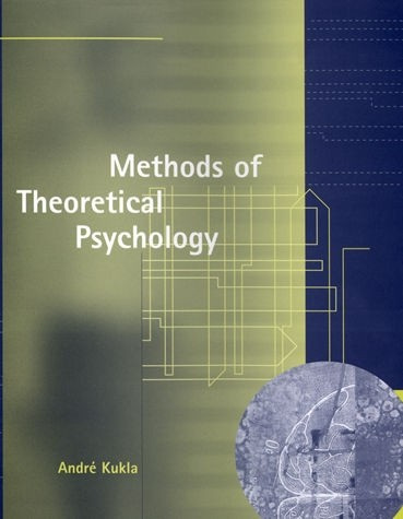Methods of Theoretical Psychology