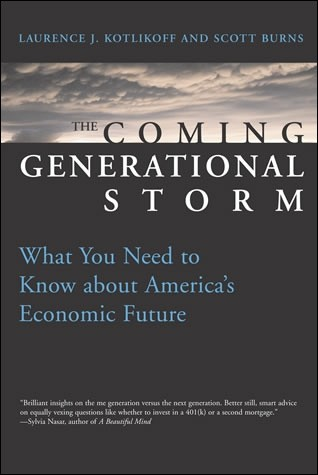 The Coming Generational Storm