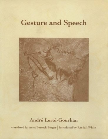 Gesture and Speech
