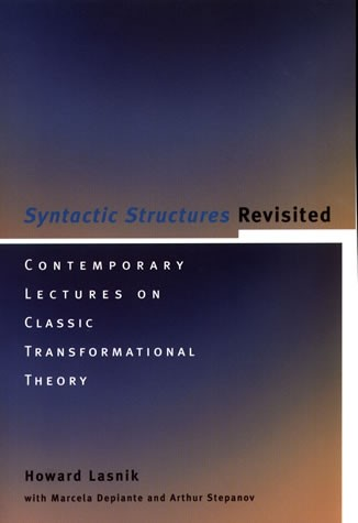 Syntactic Structures Revisited