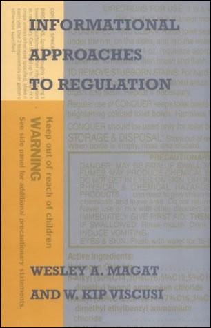 Informational Approaches to Regulation