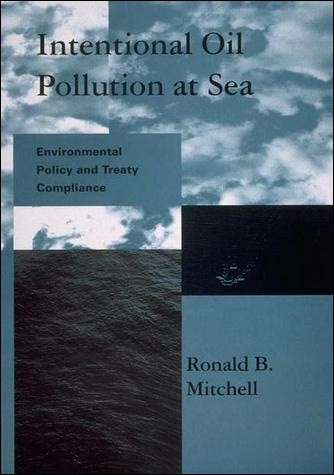Intentional Oil Pollution at Sea