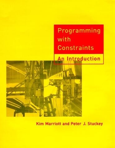 Programming with Constraints