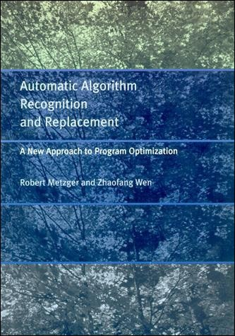 Automatic Algorithm Recognition and Replacement