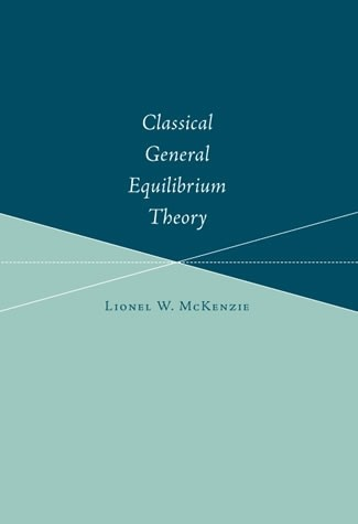 Classical General Equilibrium Theory
