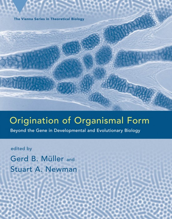 Origination of Organismal Form