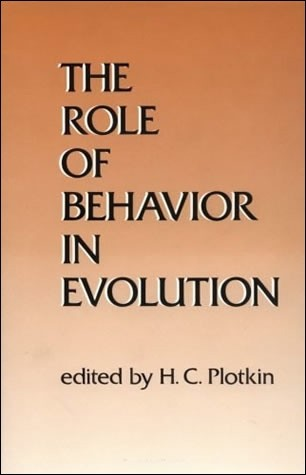 The Role of Behavior in Evolution