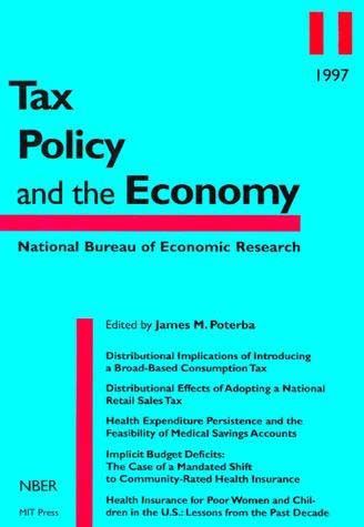 Tax Policy and the Economy, Volume 11